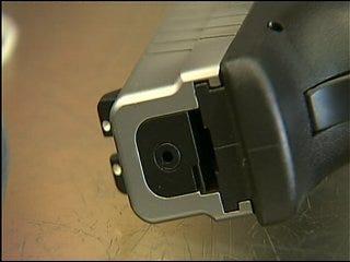 Gun Stamp Bill Has Oklahoma Gun Owners Up In Arms