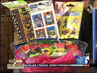 Money Saving Queen Shares Creative Halloween Treats