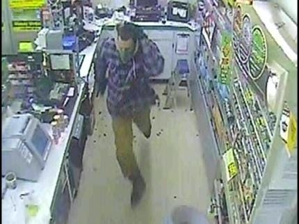 Berryhill Convenience Store Robbery Video Released