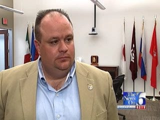 WEB EXTRA: Councilor Chris Trail On What Happens If Elected Officials Test Positive