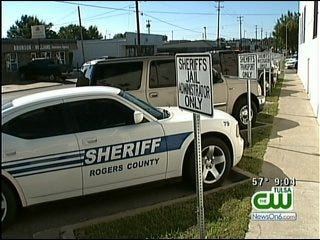 Rogers County Residents Hit By Serial Burglars