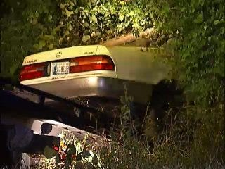 WEB EXTRA: Video From Scene Of 41st Street North Crash