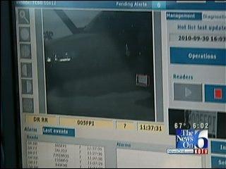 Tulsa County Deputies Using Car-Mounted Cameras To Check License Plates