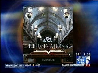Illuminations-Tulsa's First Presbyterian Church