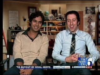 Stars Of CBS' Big Bang Theory Talk About Show