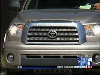 OU-Tulsa Professor Developing Technology To Prevent Car Crashes