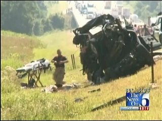 NTSB Cites Fatigue In 2009 I-44 Crash That Killed 10 Motorists