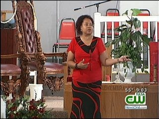 North Tulsa Community Preaches Anti-Violence