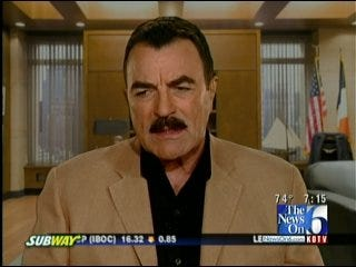 Tom Selleck Talks About His New CBS Show 'Blue Bloods'