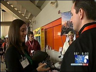 Graduates, Employers Flood OSU Job Fair