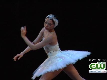 Tulsa Ballet Premieres With Swan Lake, New Dancers