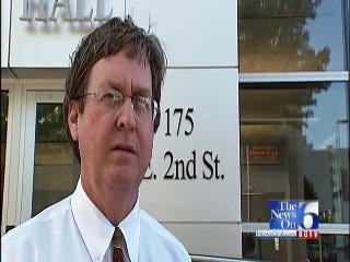 WEB EXTRA: Mayor Bartlett Reacts To The Investigation Being Dropped
