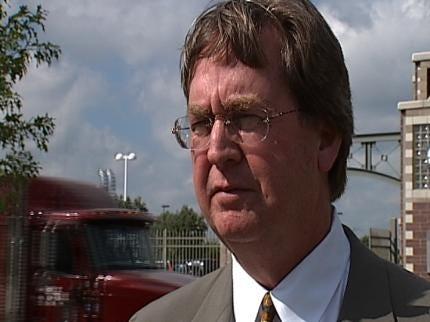 WEB EXTRA: Mayor Dewey Bartlett On EMSA