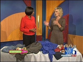 Stylish Stepmom Heidi Ducato Offers Consignment Store Buying Tips