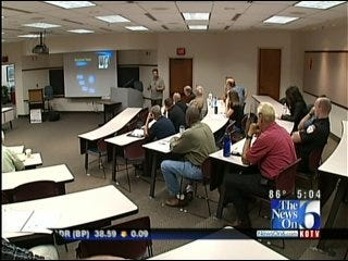 O.A.T.H. Coalition Fights Human Trafficking In Oklahoma