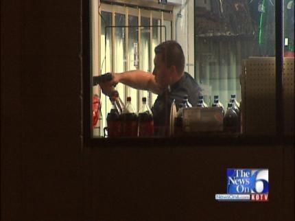 WEB EXTRA: Tulsa Shell Gas Station Burglarized