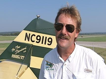 WEB EXTRA: Fly-In Pilot On Piloting Oklahomans