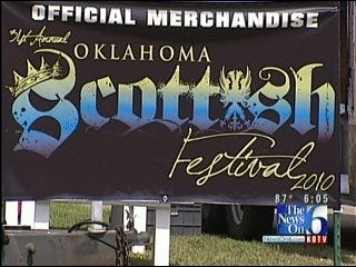 Annual Oklahoma Scottish Festival Underway In Tulsa