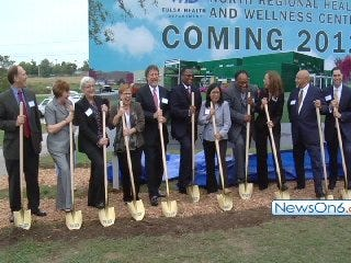 Tulsa Health Department Breaks Ground on North Regional Health and Wellness Center