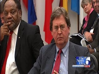 WEB EXTRA: Councilor Eagleton, Mayor Bartlett Battle Over Facilitated Discussion