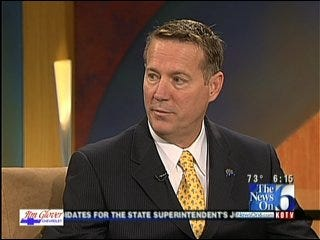 Interview With New Director Of Tulsa Sports Commission
