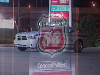 WEB EXTRA: Video From Scene Of Phillips 66 Gas Station Robbery In Tulsa