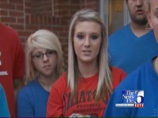 WEB EXTRA: Skiatook Students React To Principal's Suspension