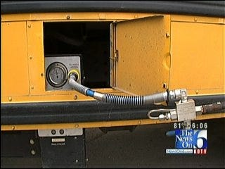 Tulsa Public Schools Gives CNG Buses Second Try