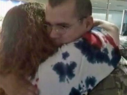 WEB EXTRA: Oklahoma Soldier Home From Iraq