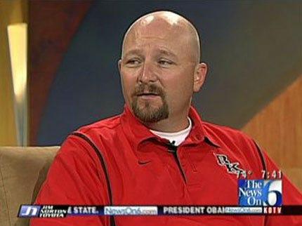 Interview With Bishop Kelley Head Coach J.J. Tappana