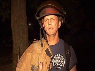 Tulsa Fire Talks About Pickup Truck Fire