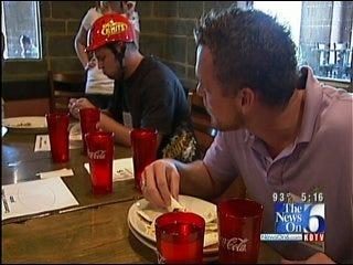 Taco Eating Contest Raises Money For North Tulsa Community Center