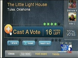 Tulsa School For Special Needs Students Asking For Votes To Win $500,000