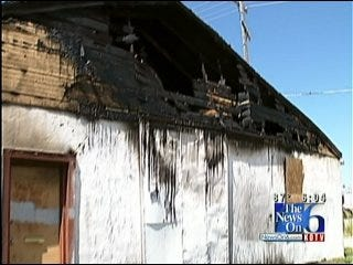 Children Blamed For Tulsa Building Fire That Damaged Classic Cars