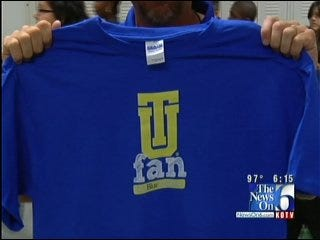 University Of Tulsa Athletes Team Up With Neighboring Schools For Outreach Program