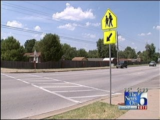 Tulsa Students Back To School With Fewer Crossing Guards