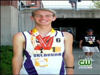 Jenks Special Olympian Lands Spot On Team U.S.A.