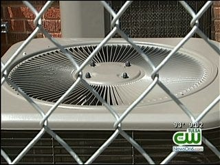 Tulsa Public Schools Spends Thousands Of Dollars To Replace Stolen A/C Units