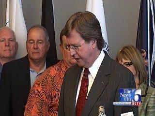 WEB EXTRA: Mayor Bartlett On Reasons Behind The Lawsuit