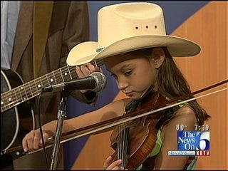 Fiddle Champion Regina Scott On Six In The Morning