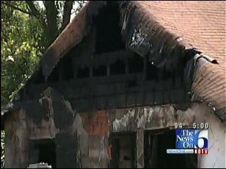 2 Adults, 4 Children Killed In Weleetka House Fire
