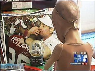 Meningitis Survivor Gets Special Gifts From Famous Oklahoma Athletes