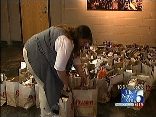 Tulsa Church Giving Away Free Groceries
