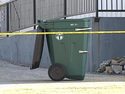 Woman's Body Found In Tulsa Residential Trash Cart