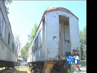 Preservationists Scramble as Jenks Prepares to Scrap Antique Rail Cars