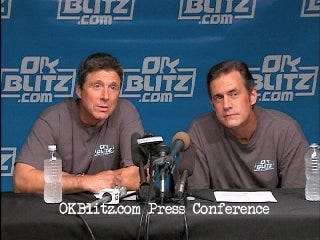 John and Dean: Breaking a Summer Sweat