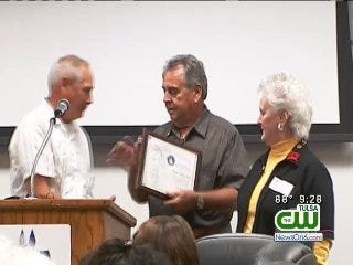 American Airlines Mechanics Honored In Tulsa For Aviation Careers