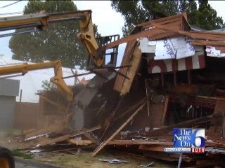 WEB EXTRA: Video Of Knotty Pine Restaurant in West Tulsa