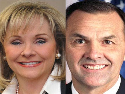 Fallin, Brogdon To Hold Joint News Conference Wednesday