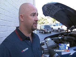Tulsa Mechanic Offers Tips On Dealing Hot Weather Driving Problems